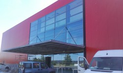 KIKA-hliníkové fasády, okna a dveře