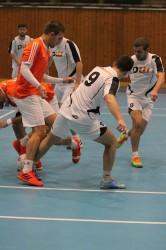 1. amatérská liga Futsal Karviná, mužstvo GUNNERS PRUNIWERK